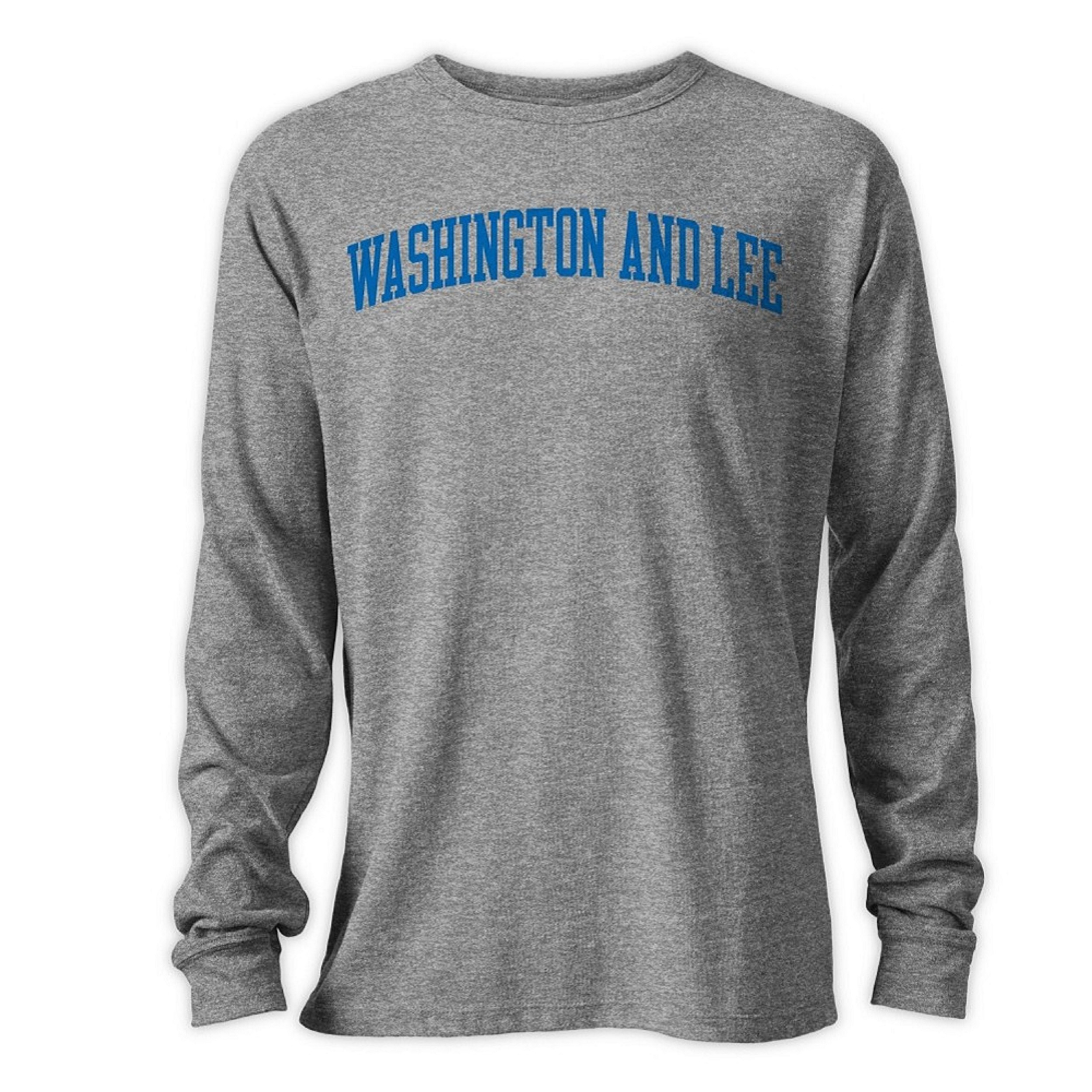 Image For Victory Falls Long Sleeve Tee, Fall Heather
