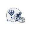 Cover Image for Trident Football Helmet Magnet, Medium
