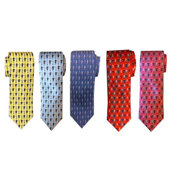 Image For Vineyard Vines George & Bob Tie, Assorted Colors