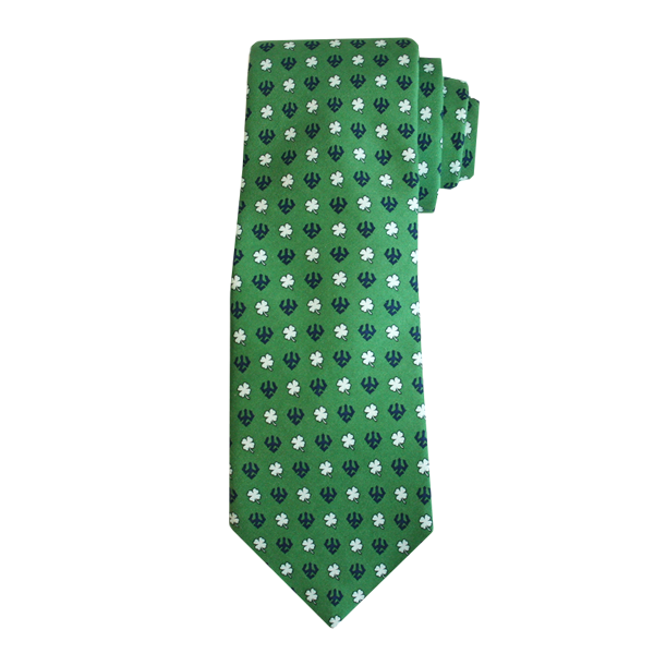 Image For Vineyard Vines Shamrocks and Tridents Tie