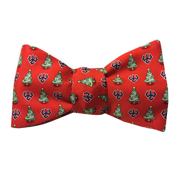 Image For Vineyard Vines Christmas Bow Tie