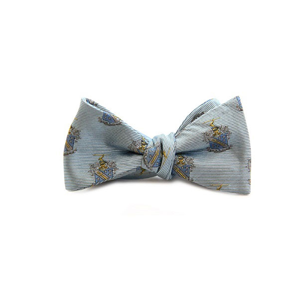 Image For Dogwood Black Phi Delta Theta Bow Tie