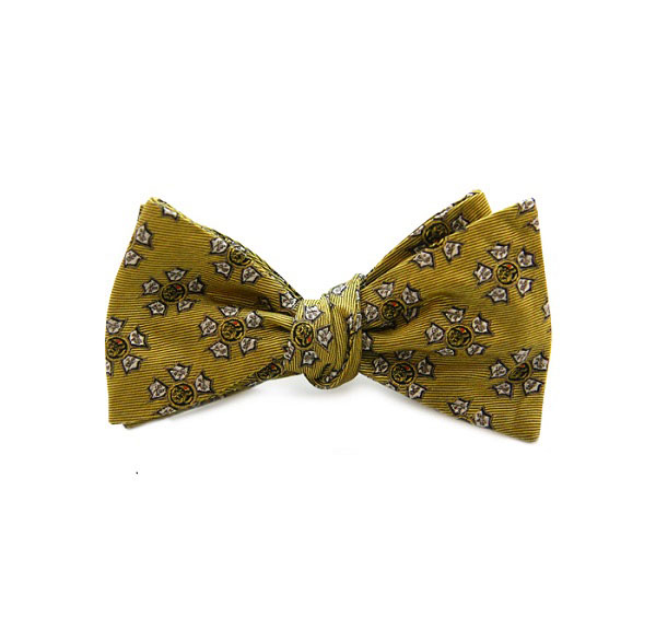 Image For Dogwood Black Sigma Nu Bow Tie