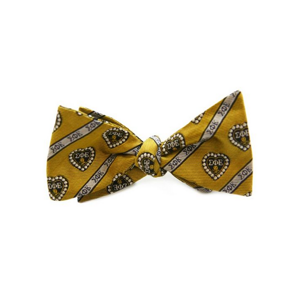 Image For Dogwood Black Sigma Phi Epsilon Bowtie