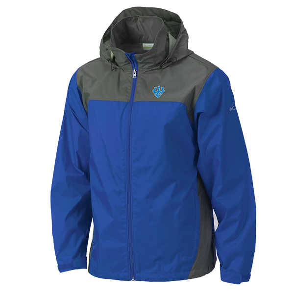 Image For Columbia Glennaker Lake Jacket, Azul