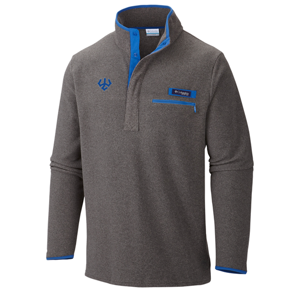Image For Columbia Harborside Fleece, Grey