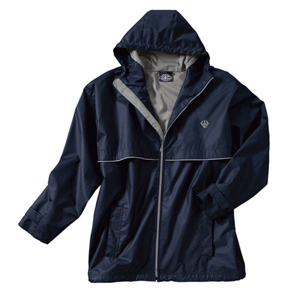 Image For Charles River Men's New Englander Jacket, Navy