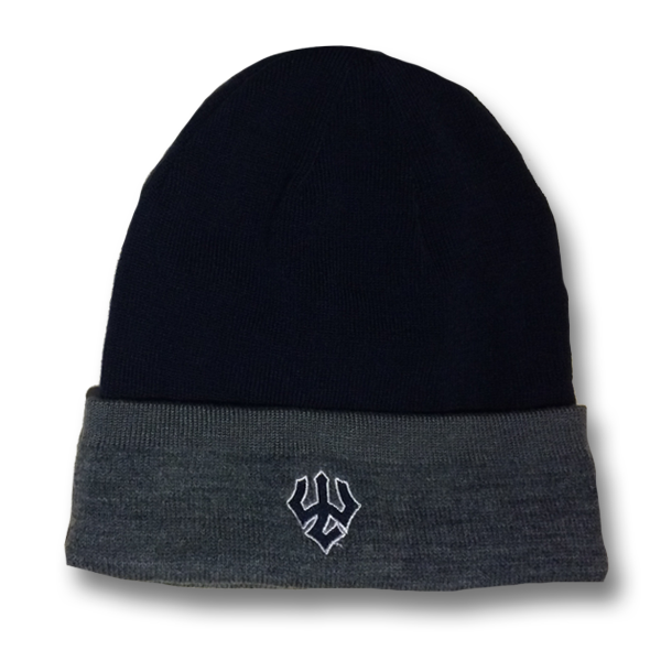 Image For Under Armour Sideline Cuff Beanie, Navy