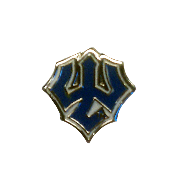 Cover Image For Trident Lapel Pin