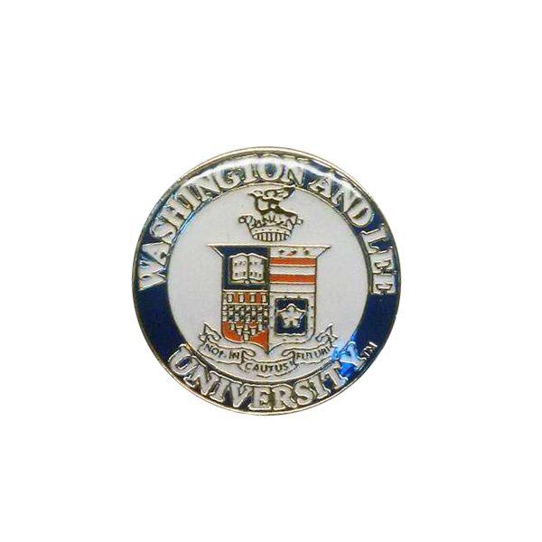 Image For Crest Lapel Pin