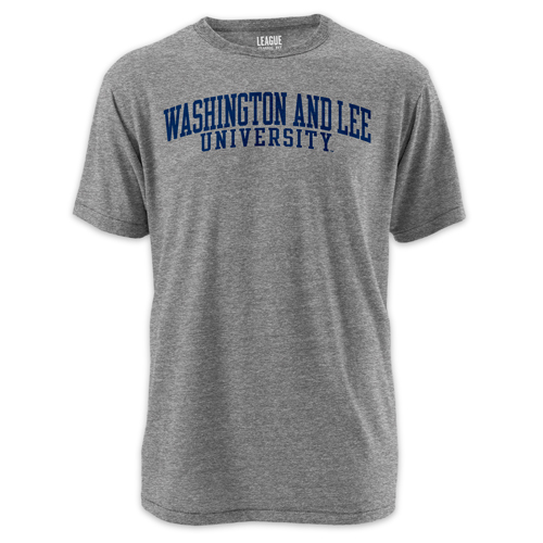 Image For League Victory Falls Tee, Heather Grey