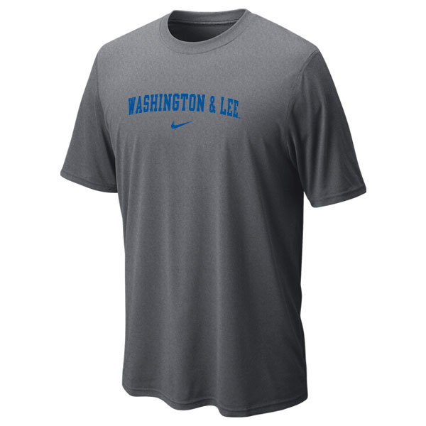 Image For Nike Dri-Fit Tee, Onyx