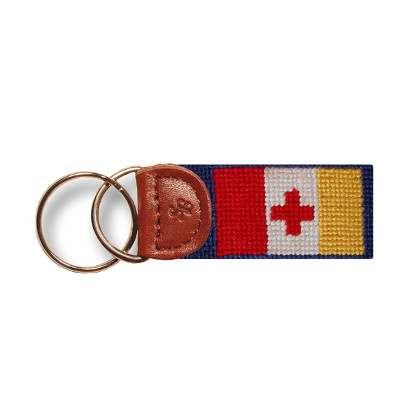 Image For Smathers & Branson Kappa Alpha Key Fob