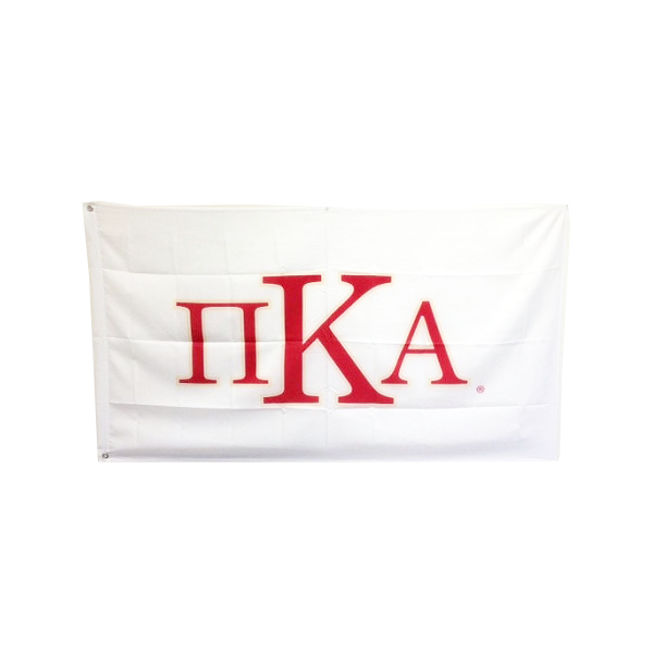 Image For Pi Kappa Alpha Letter Flag