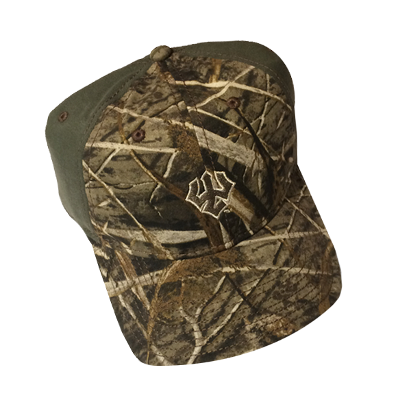 Image For Camo Trident Hat