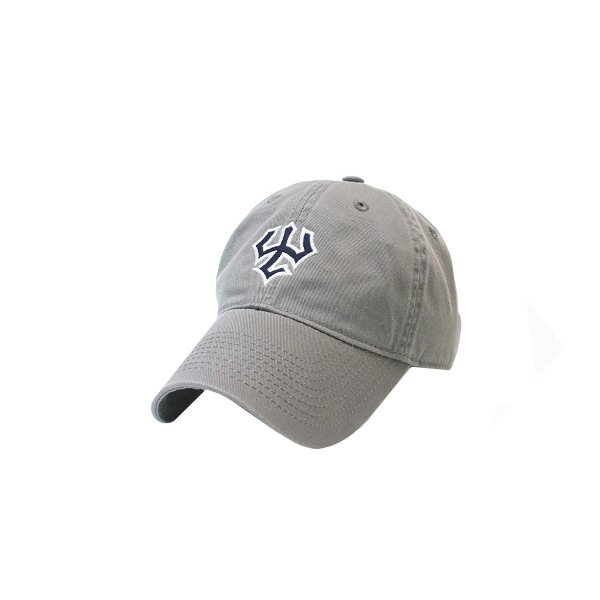 Image For Legacy Large Trident Hat, Light Grey