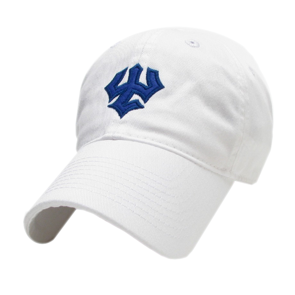 Image For Legacy Large Trident Hat, White