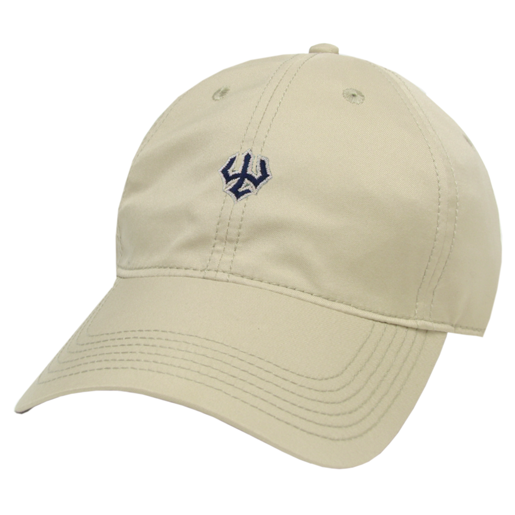 Image For Legacy Trident Fitted Hat, Stone