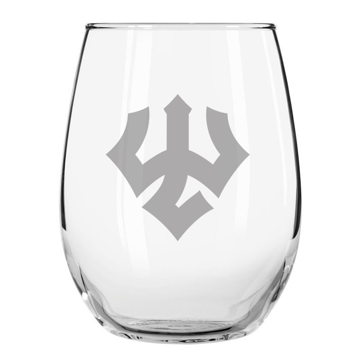 Image For Stemless Wine Glass