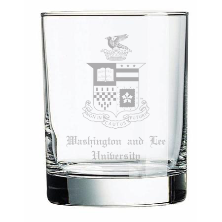 Image For Double Old Fashioned with Crest