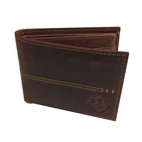 Image For Bi-fold Seam Wallet, Trident
