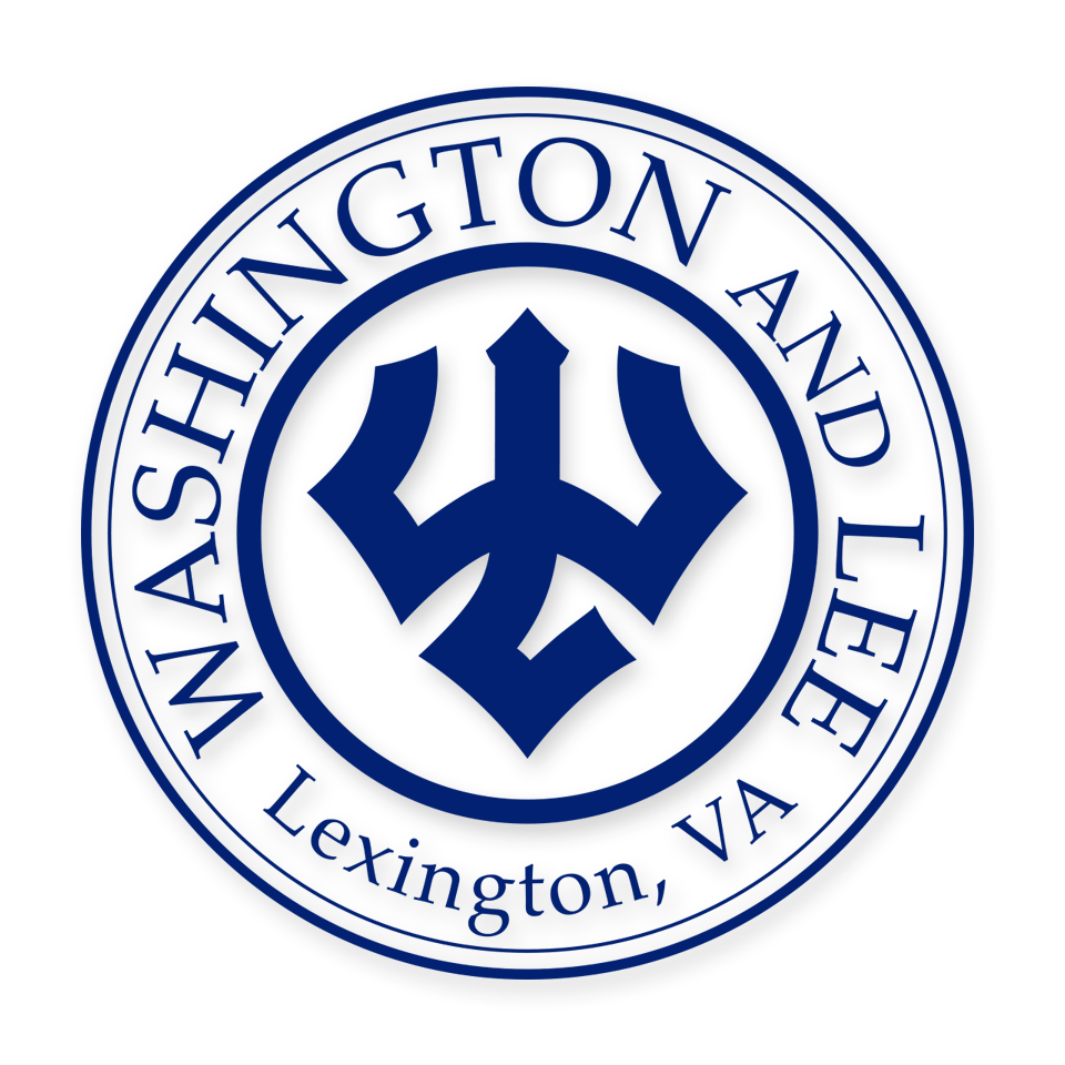 Image For Washington and Lee Trident Decal, Inside