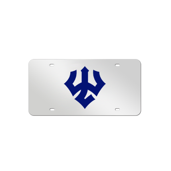 Image For Trident License Plate