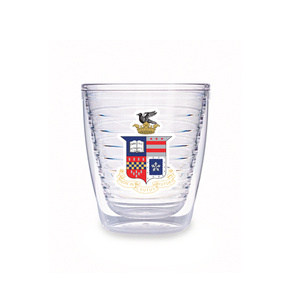 Image For Tervis Tumbler with Crest 12 oz