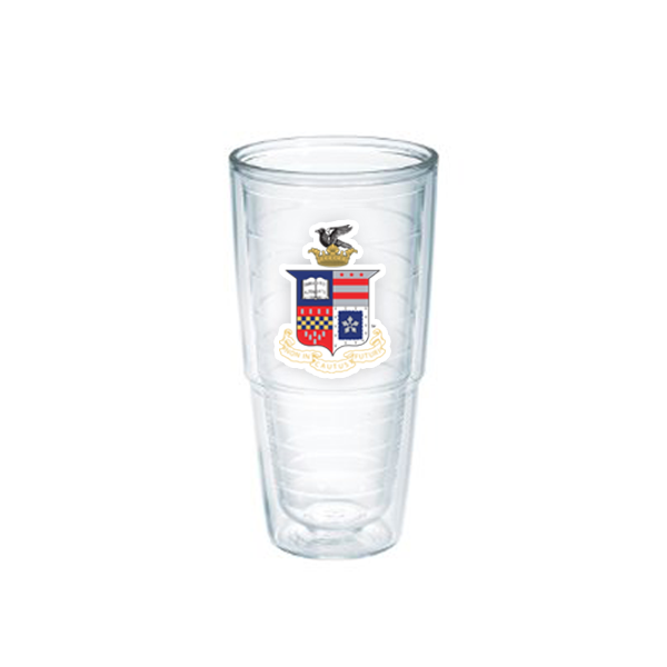 Image For Tervis Tumbler with Crest 24 oz