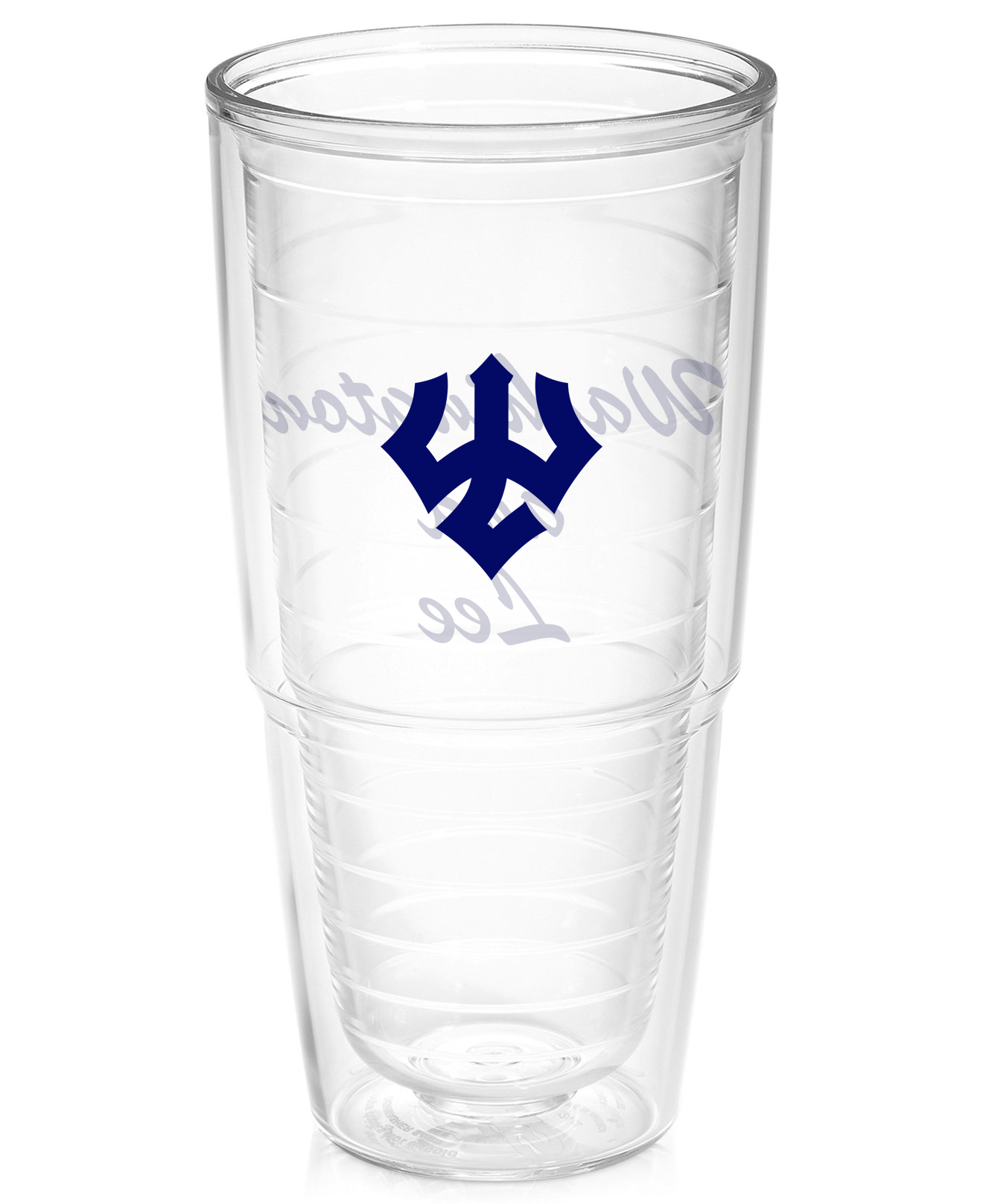 Image For Tervis Tumbler with Trident and Name 24 oz