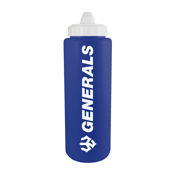 Image For Generals Sideline Sport Bottle, Royal