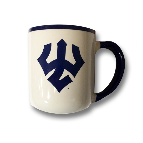 Cover Image For Large Trident Two Tone Mug