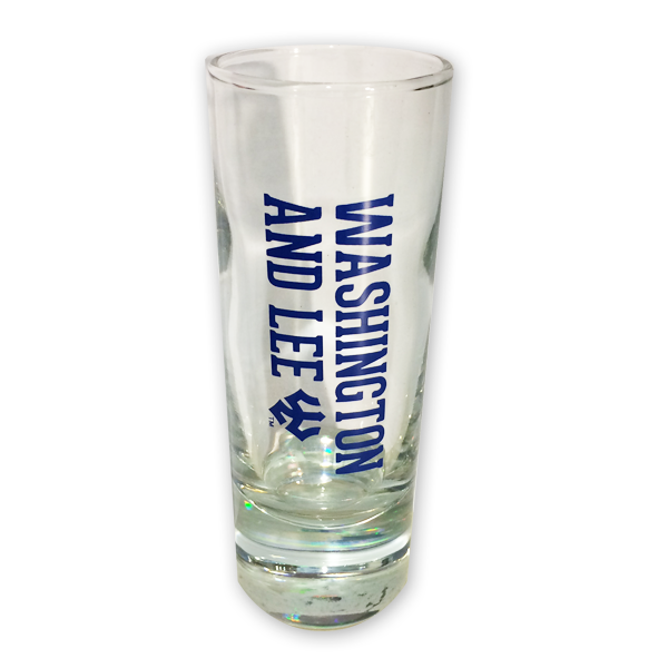 Image For Tall Shot Glass with Trident