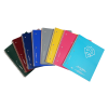 Three Subject Spiral Notebook, Assorted Colors Image