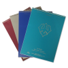 Cover Image for Flip-Top One Subject Spiral Notebook, Assorted Colors