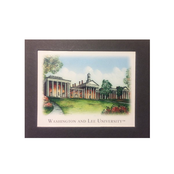 Image For Eglomise Colonnade Note Cards