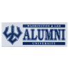 Cover Image for Dizzler Alumni Trident Decal, Small