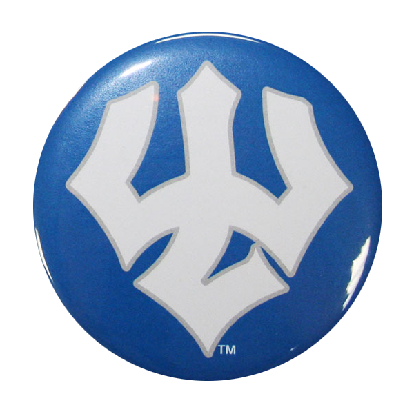 "Image For 2"" Trident Button"