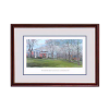 Cover Image for Dr. Ju Framed Colonnade Print, Small