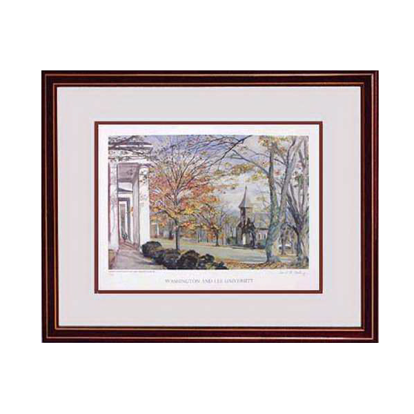 Image For Keeling Autumn Print, Small