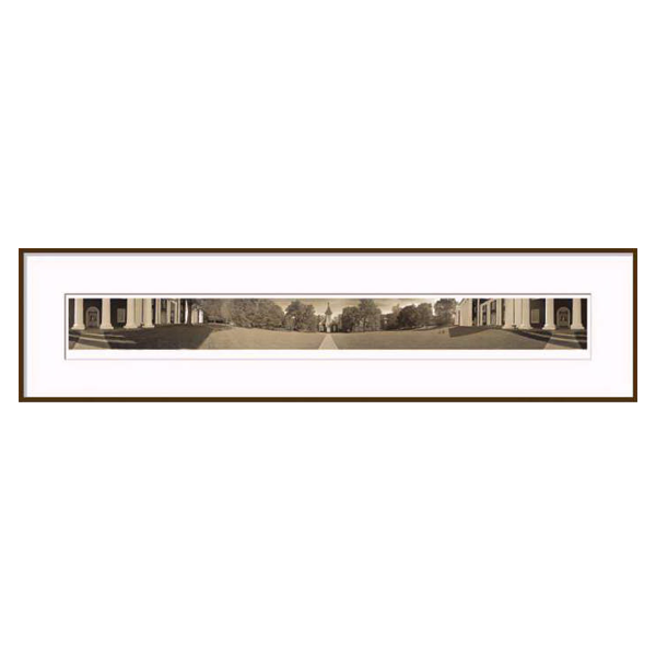 Image For Phelps 360° Framed Panorama: Lee Chapel From The Colonnade