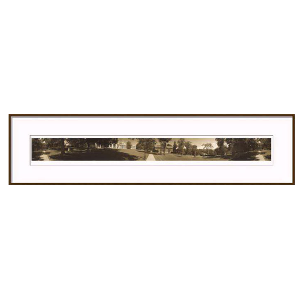 Image For Phelps 360° Framed Panorama: The Colonnade from the Lawn