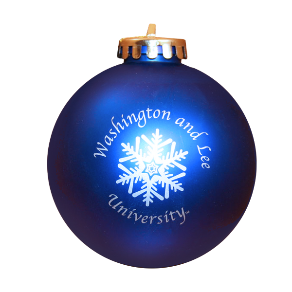 Image For Snowflake Ball Ornament