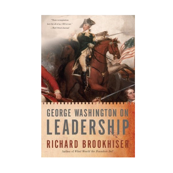 Image For George Washington On Leadership (PB)