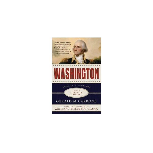 Image For Washington: Lessons in Leadership (Great Generals)