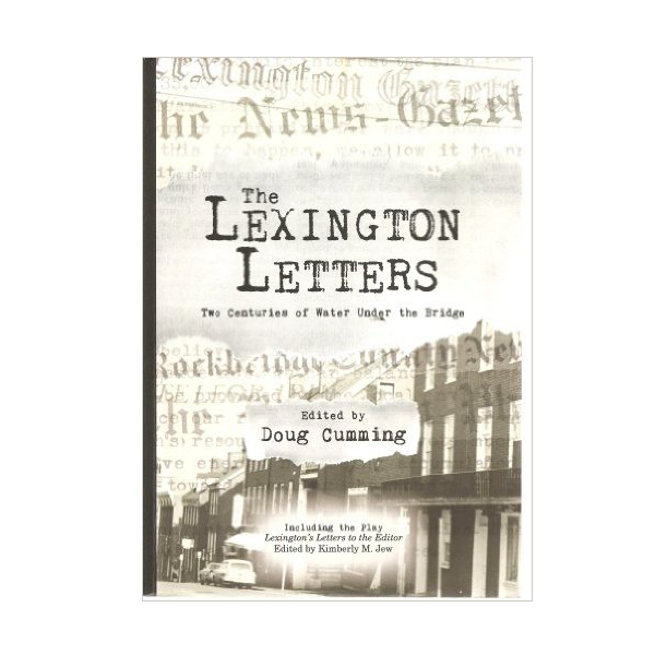 Image For Lexington Letters (PB)