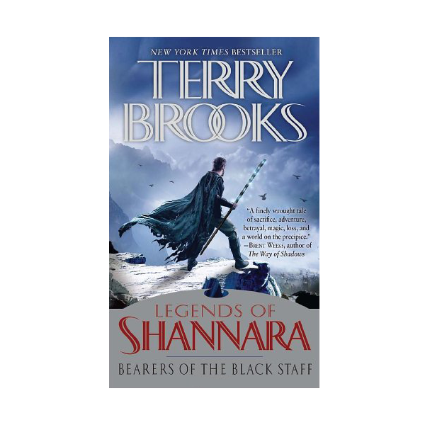 Image For Legends of Shannara: Bearers of the Black Staff (HB)