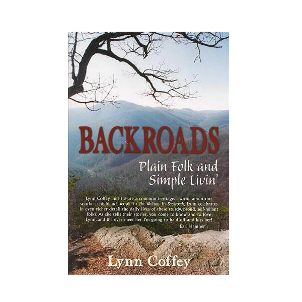 Image For Backroads: Plain Folk & Simple Livin' (PB)