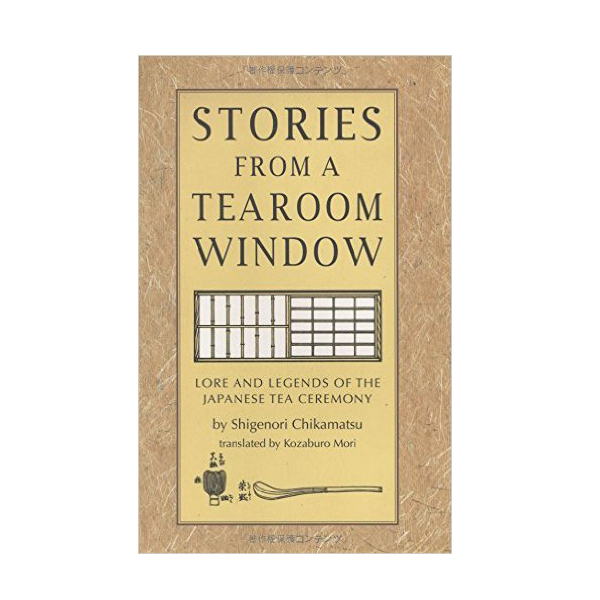 Image For Stories from a Tearoom Window (HB)