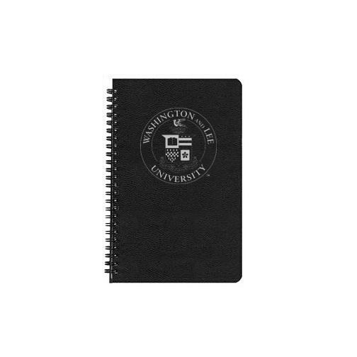 Cover Image For Weekly Planner w/Crest, Black